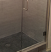 2-Panel Frameless Shower Enclosure