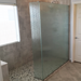 Frameless Shower Enclosure Angle Cut