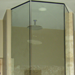 Frameless Neo-AngleGlass Shower Enclosure